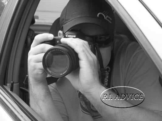 Private Investigator Surveillance Picture