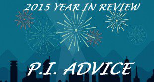 PI ADVICE YEAR REVIEW