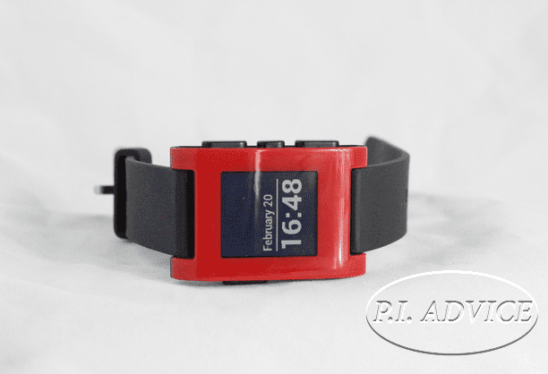 Pebble Smartwatch Classic Review