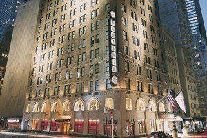 The Benjamin Hotel in New York