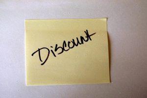 Discount-Investigation