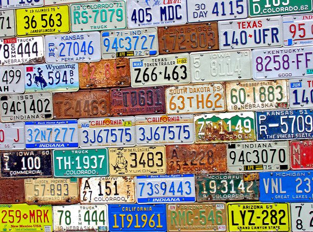 License Plate Search