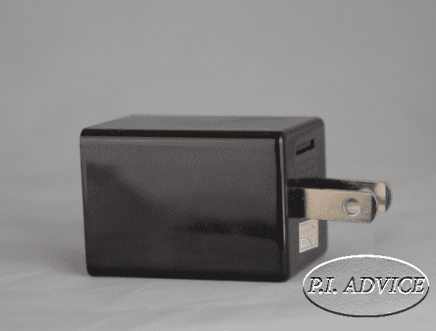 Spy Camera Charger Adapter